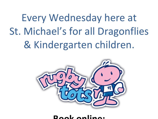 Rugbytots is Back!