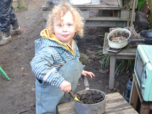 Fancy a steaming cup of Mud Tea?!