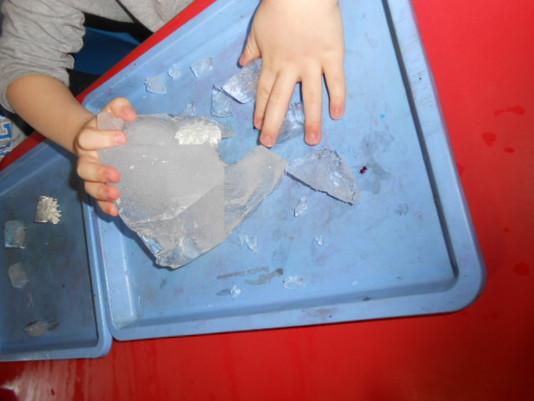 Kindergarten's Nice Ice!