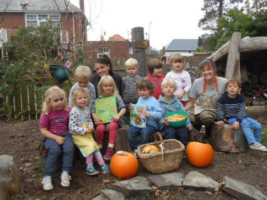 Harvest & Autumn Time