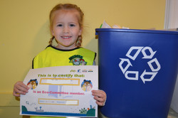 Recycling Eco-Heroes