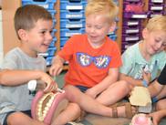 Dentist Visits Kindergarten