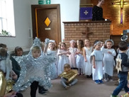 The Nativity at St. Paul's
