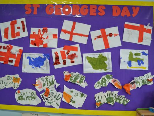 Happy St. George's Day!