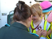 Ambulance Crew Visit