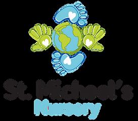 St Michael's Nursery Environmental Logo