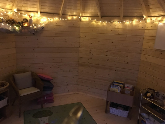 Our Beautiful Hut