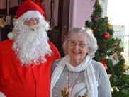 Father Christmas Visits St. Michael's Nursery!