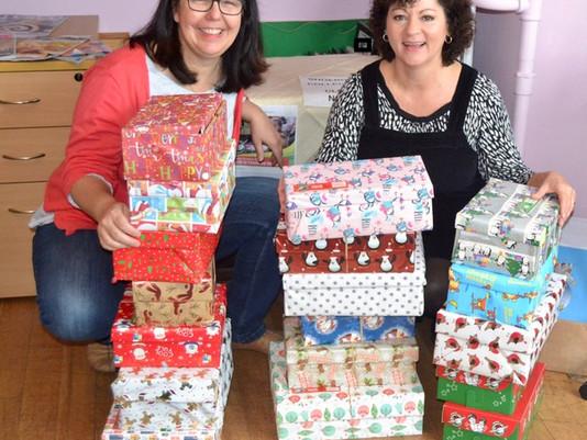 Samaritan's Operation Christmas Child