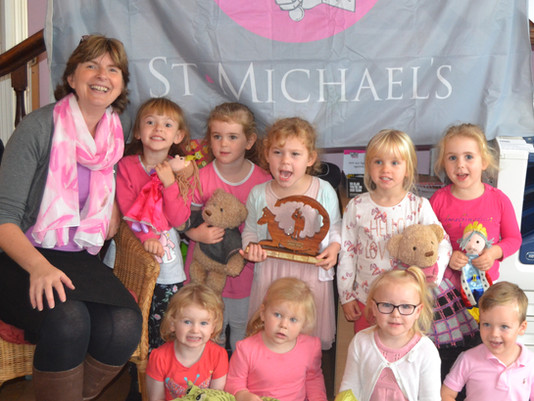 Happy St. Michael's Day
