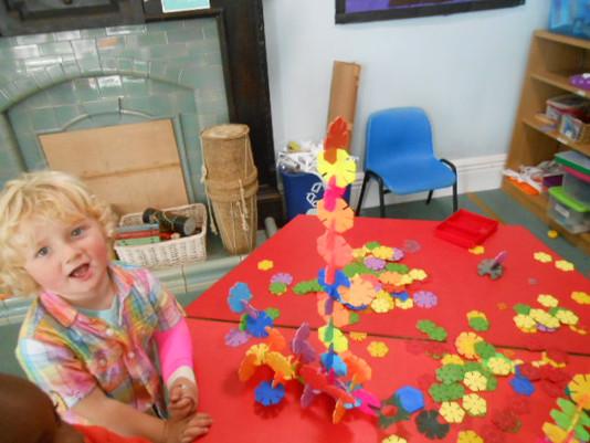 Kindergarten Get Creative!