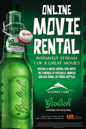 Second Screen ad campaign