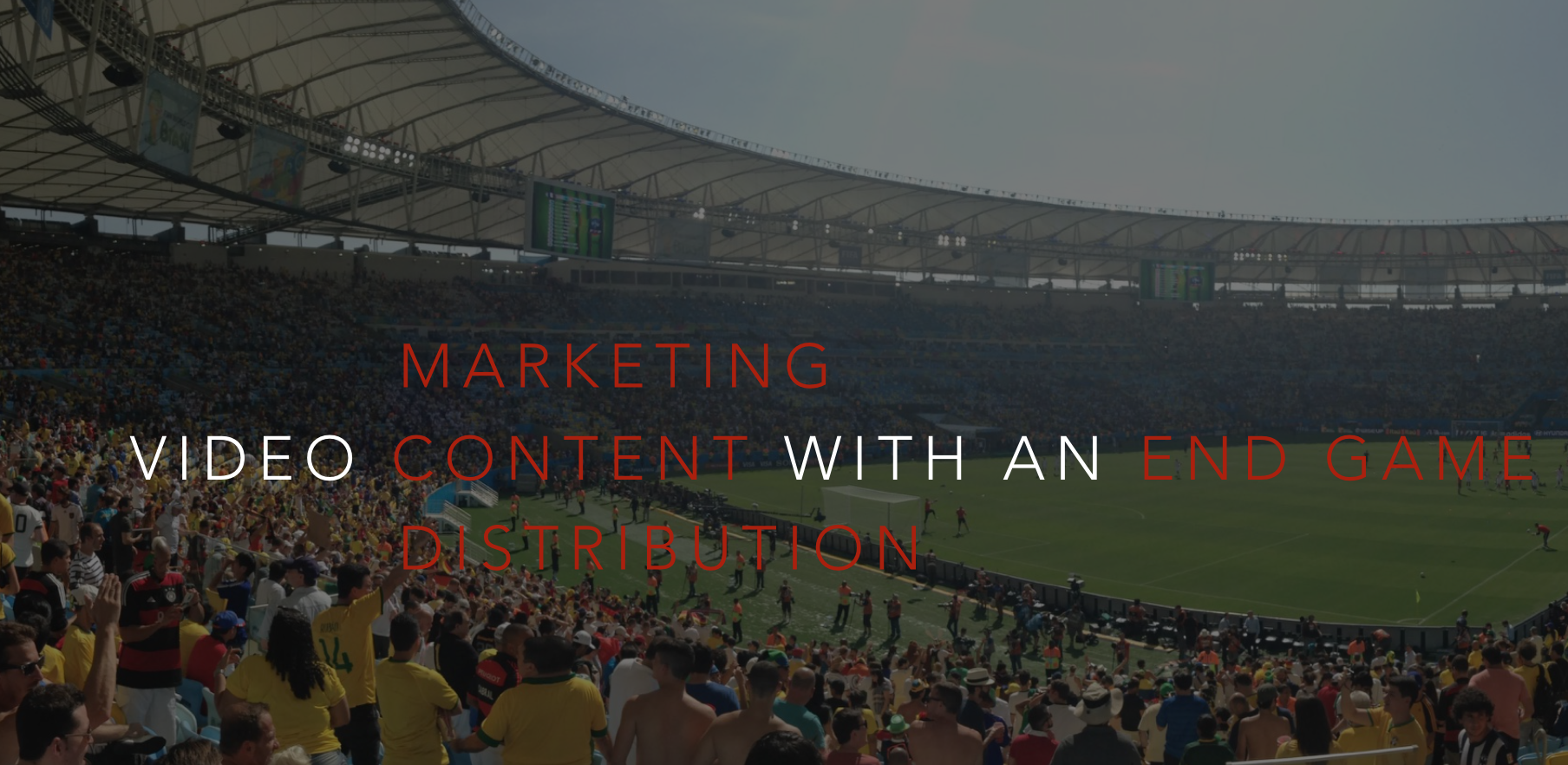 Marketing, Content and Syndication
