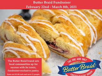 Butter Braids Fundraiser!