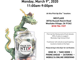 Pick Up Stix Social Night Incoming!!
