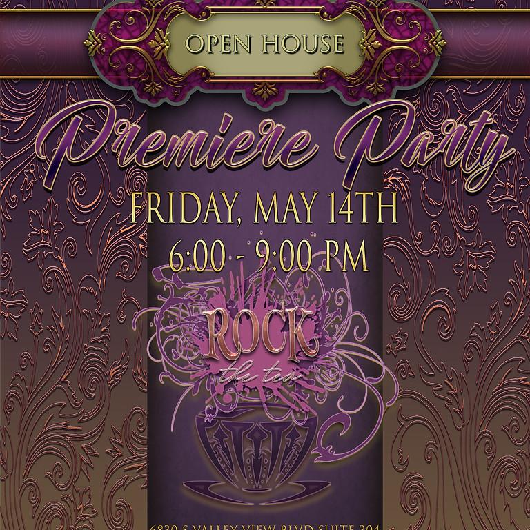 Rock the Tea Open House Premiere Party