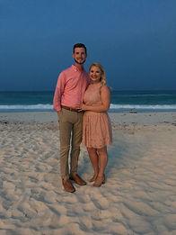 Austin and Abbie on the beach.jpg