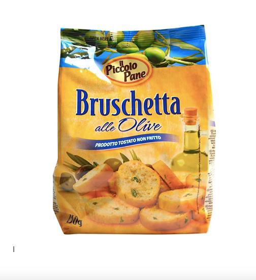 Bruschetti Olive 150g