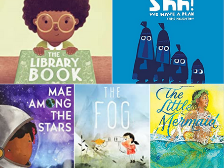 Five Books for Fabulous Read Alouds: World Read Aloud Day 2021