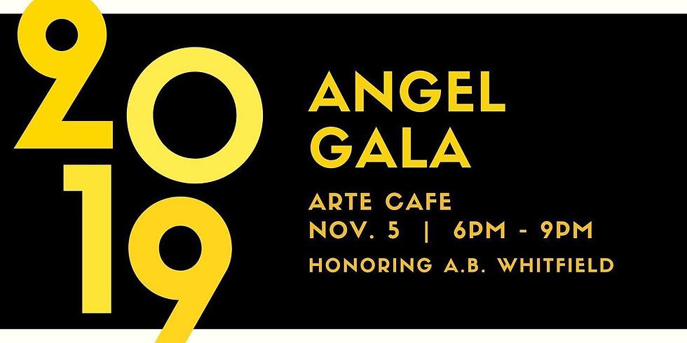 The Angel Compass Angel Gala