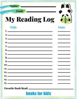 BFK Reading Log.png