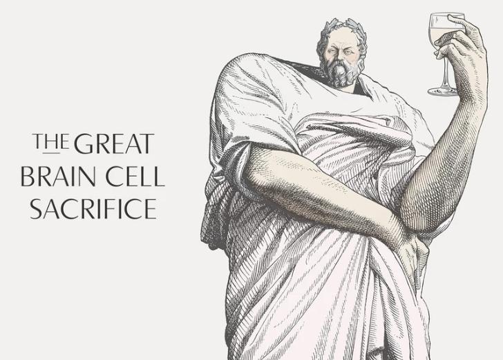 The Great Brain Cell Sacrifice