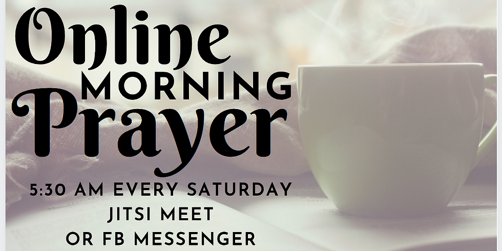 Online Morning Prayer 060620