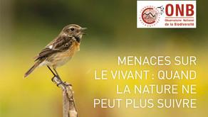 Bilan de l'état de la biodiversité en France [étude 2018]