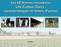60 cas concrets de fermes laitières cherchant à limiter leur impact environnemental