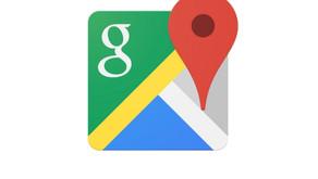 Carte Google recensant des élevages en feedlots aux Etats Unis
