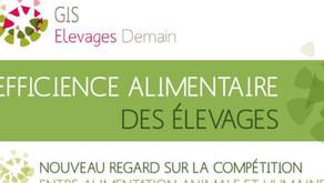 Rapport sur l'efficience alimentaire des élevages du GIS Élevages Demain [Etude]