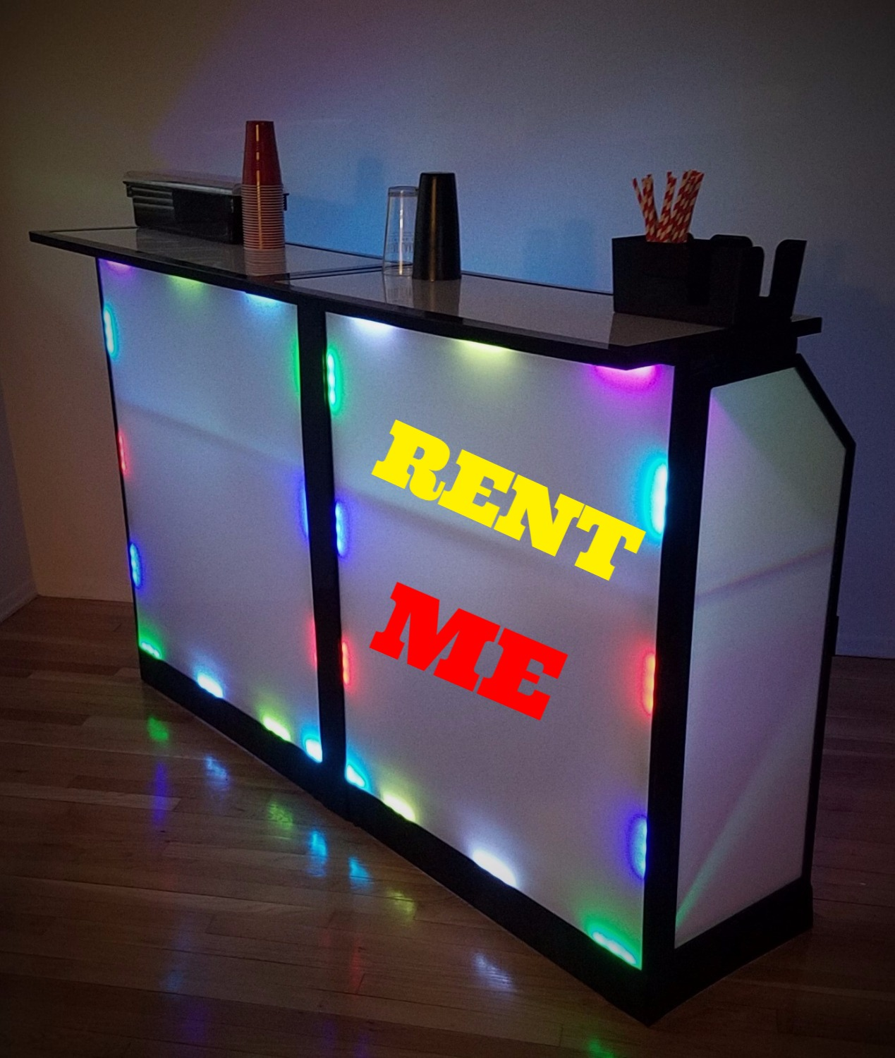 6FT MULTI LED