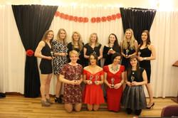 Individual Trophy Winners