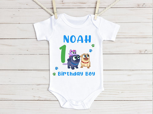 Birthday Onesie Unisex