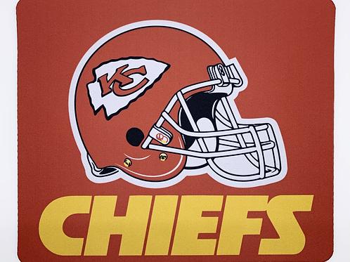 Kansas City Chiefs Mouse Pad