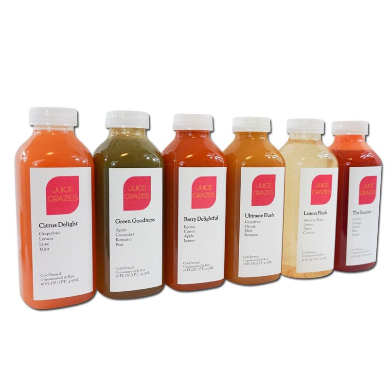 Beginners 1 Day Juice Cleanse