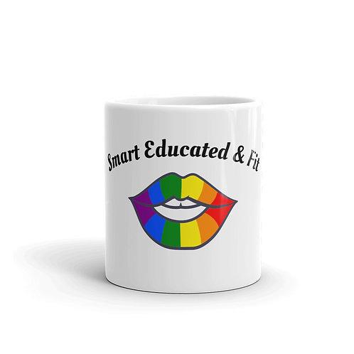 Smart Educated & Fit Mug