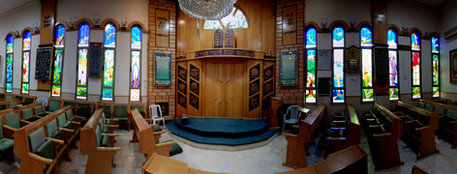 בית כנסת חוני המעגל בבאר שבע
