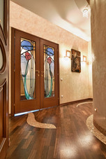 דלת כניסה למשרדים
