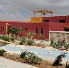 סגנון מרוקאי חמים ומכניס אורחים