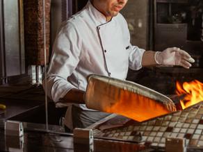 כיבוי אש במטבחים מקצועיים