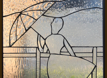 זכוכית תעשייתית באדריכלות