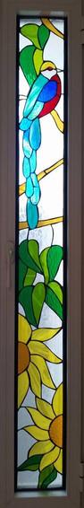 ויטראז' חלון בדירה בראשון לציון