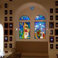 מוזיאון הידידות בירושלים- הקפיטריה