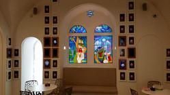 מוזיאון הידידות בירושלים - הקפיטריה
