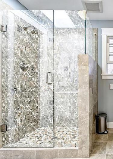 מקלחון דגם רישום