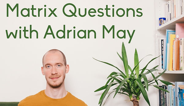 ACT tutor Adrian May takes you through Matrix multiplication questions. ACT math help with tutor Adrian May.