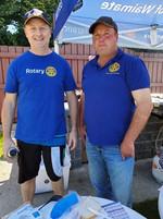 Community BBQs - DG Dylan Murray and Michael Horne
