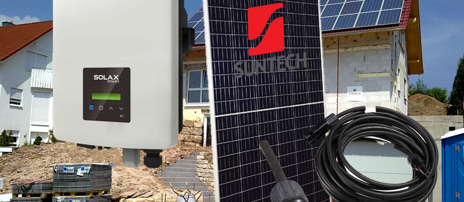 Kleine Solaranlagen für Dein Zuhause !