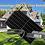 Thumbnail: Kleine Mini Solaranlage 340Watt Mono